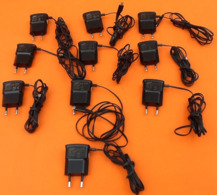 Lot De 10 Chargeurs Samsung   Chargeur Samsung Modèle : ETAOU10EBE Micro USB - Telephony