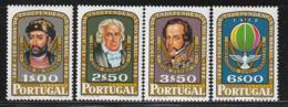 PORTUGAL - N°1165/8 ** (1972) - 1910-... Republik