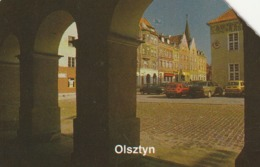 POLONIA. Olsztyn. 50U. 29. (129) - Polonia