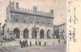 Piacenza Piazza Cavalli - Piacenza