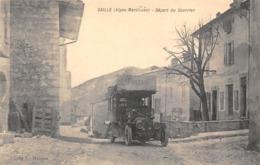 06-CAILLE- DEPART DU COURRIER - Autres Communes