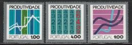 PORTUGAL - N°1176/8 ** (1973) - 1910-... Republik