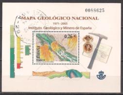 Spanien (2003)  Mi.Nr.  Block 122  Gest. / Used  (2bl-04.5) - 1931-Heute: 2. Rep. - ... Juan Carlos I