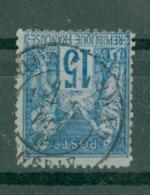 FRANCE - CAD TENIET-EL-HAAD Cachet 17 (CATALOGUE MATHIEU) BUREAU D'ALGER YT N° 90 - 1898-1900 Sage (Type III)