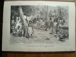 1880 IL GIRO DEL MONDO GIORNALIE DI VIAGGI GEOGRAFIA E COSTUMI PANAMA NEDERLAND HOLLAND TURKEY CYPRUS  347 PAGES PRINTS - Old Books
