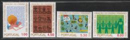 PORTUGAL - N°1196/9 ** (1973) Enseignement Primaire - 1910-... Republik