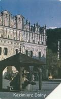 POLONIA. Kazimierz Dolny - Old Square. 50U. 49. (131) - Polonia