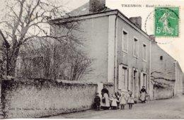 72 TRESSON - ECOLE DES FILLES - France