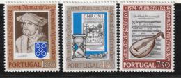 PORTUGAL - N°1208/10 ** (1974) Damiao De Gois - 1910-... Republik