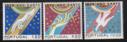 PORTUGAL - N°1258/60 ** (1975) Année Sainte - 1910-... Republik