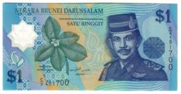 Brunei 1 Ringgit 1996 UNC .PL. - Brunei