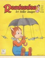 ROUDOUDOU LES PLUS BELLES IMAGES N° 210 MARS 1964 UN JEUDI ROUDOUDOU UN JEUDI RIQUIQUI LA PARAPLUIE AVIONS - Bücher, Zeitschriften, Comics