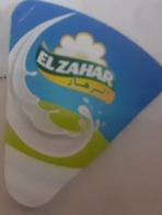 EGYPT -  El Zahar Cheese Label  Etiquette De Fromage - Kaas