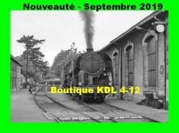 AL 607 - Loco 141 R 305 Au Dépôt De MORET-LES-SABLONS - Seine Et Marne - SNCF - Moret Sur Loing