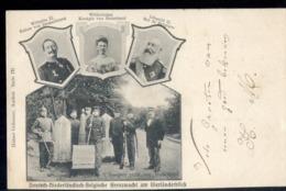 Vaals - Aken - Grenze - Kelmis - Moresnet - Aachen - Bleyberg - Vierländerblick - Neutral Gebiet - Aachener Wald - 1900 - Vaals