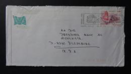 Monaco - 1987 - Mi:MC 1815, Sn:MC 1587, Yt:MC 1586 On Envelope - Special Postmark - Look Scan - Monaco