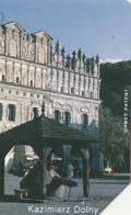 POLONIA. Kazimierz Dolny - Old Square. 100U. 50. (135) - Polonia
