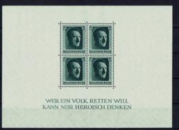Allemagne - 1937 - Bloc-feuillet N° 8 - Neufs - TB - - Deutschland