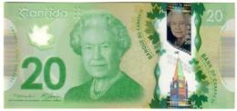 Canada 20 Dollars 2012 UNC .PL. - Canada