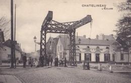Châtelineau L'Ecluse Avec L'Auberge De L'Ecluse - Châtelet