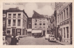 Châtelet Place Du Perron - Chatelet