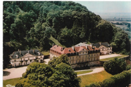 CHATEAU D'ARLAY - Vue Aérienne - France