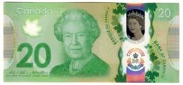 Canada 20 Dollars 2015 UNC .PL. - Canada