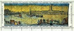1080 Argentina Exp. Internac. Filatelia Azulejos Subterraneo - Universal Expositions