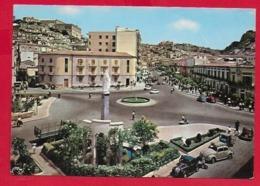 CARTOLINA VG ITALIA - MODICA (RG) - Spartistrada Alla Madonnina E Corso Umberto - 10 X 15 - 1967 - Modica