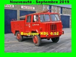 AL SP 89 - Fourgon Pompe Tonne Léger - Berliet FF - LANDIVY - Mayenne - Landivy