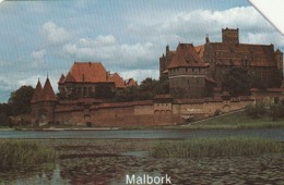 POLONIA. Malbork. 100U. 73. (142) - Polonia