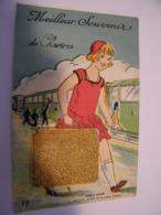 C.P.A.- Chartres (28) - Carte à Système - Meilleur Souvenir - 10 Vues - 1939 - SUP (CQ 75) - Chartres