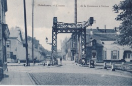 Châtelineau L'Entrée De La Commune à L'Ecluse - Chatelet