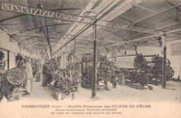 80 VIGNACOURT Société Française Des Filets De Pêche - Vignacourt