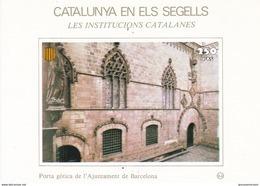 España HR Historia De Catalunya 64 - Blocs & Hojas