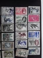 France 1957 Oblitere,  Cote 70€ - 1950-1959
