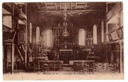 BIDART - Intérieur De L'Eglise - Bidart