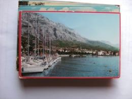 Kroatië Croatia Kroatien Croatie Makarska Nice Photocard - Kroatië