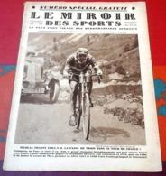 Miroir Des Sports N° Spécial 1929 Présentation Tour De France 1929 Nicolas Frantz André Leducq Parcours Liste Engagés - Livres, BD, Revues