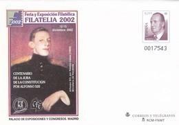 España Sobre Entero Postal Nº 83 - Enteros Postales