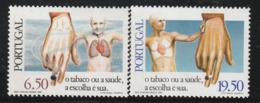 PORTUGAL - N°1490/1 ** (1980) Journée Mondiale De La Santé - 1910-... Republic
