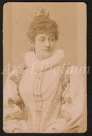 Photo-carte De Visite / CDV / Actrice / Actress / Nancy Martel / Actrice Française / Photographer / 2 Scans - Alte (vor 1900)