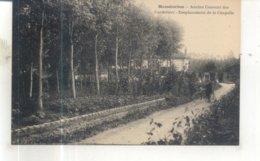 Malesherbes, Ancien Couvent Des Cordeliers, Emplacement De La Chapelle - Malesherbes