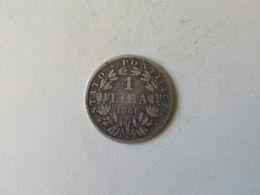 1 Lira 1866 - Vaticano