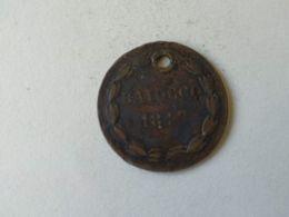 1 Baiocco 1849 - Vaticano