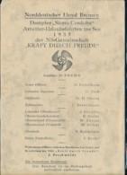 LLOYD-Dampfer Historisches Dokument     (oo9757  ) Siehe Scan - Briefe U. Dokumente