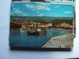 Kroatië Croatia Kroatien Croatie Crikvenica With Pont Boat - Kroatië