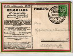 Helgoland .. Alte Karte ....  (k6853  ) Siehe Scan - Sin Clasificación