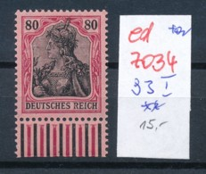D.-Reich Nr. 93  I    **      (ed7034  ) Siehe Scan - Ungebraucht