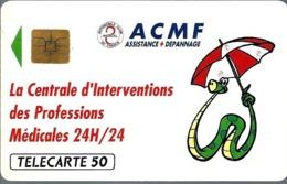 Télécarte Privée - D588 - ACMF Lot 123598 - Frankreich